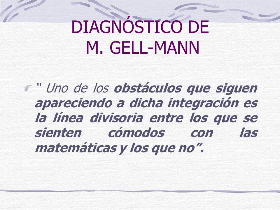 DIAGNÓSTICO DE M.