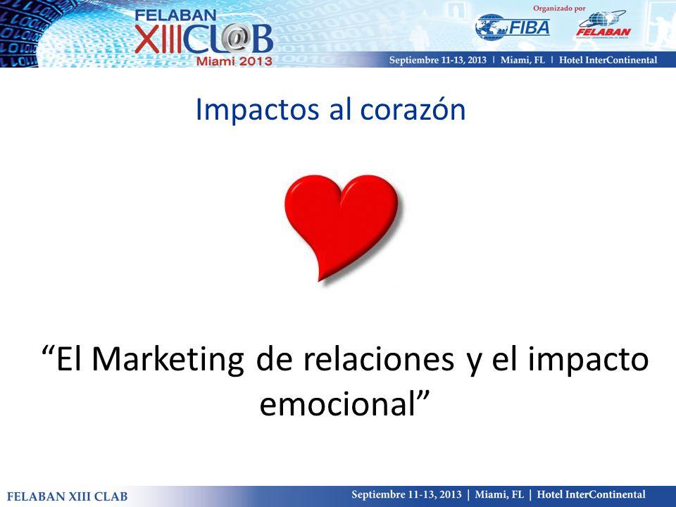 Impactos al corazón El Marketing de relaciones y el impacto emocional