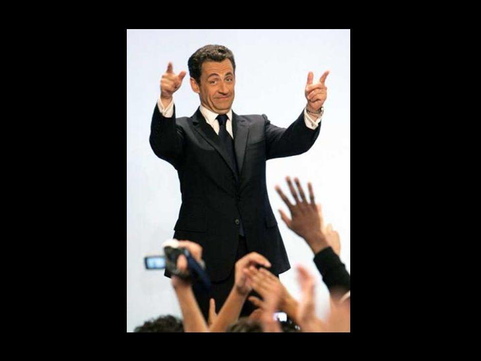 Cansados de los larguísimos reinados de los presidentes Francois Mitterrand y de Jacques Chirac, los franceses eligieron a Nicolás Sarkozy con la espe