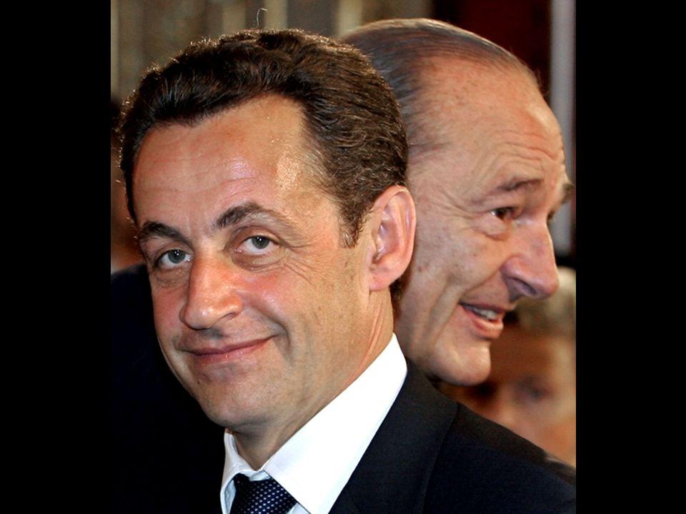 En 1992, Nicolás actúa como testigo en el casamiento de la hija de Jacques Chirac, Claudia, con un editorialista del diario francés Le Figaro. Incapaz