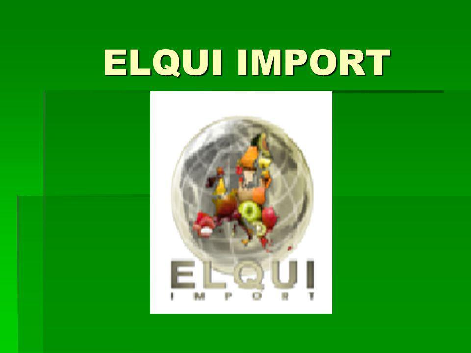ELQUI IMPORT