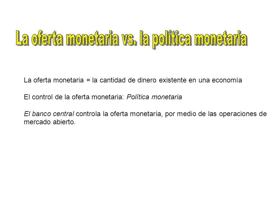 UNIVERSIDAD CENTROCCIDENTAL LISANDRO ALVARADO DECANATO DE ADMINISTRACION Y CONTADURIA Política Monetaria ObjetivosInstrumentos Encaje Legal Redescuent