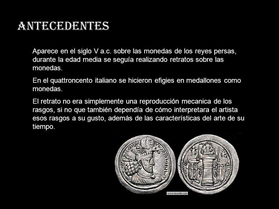 ANTECEDENTES Aparece en el siglo V a.c.