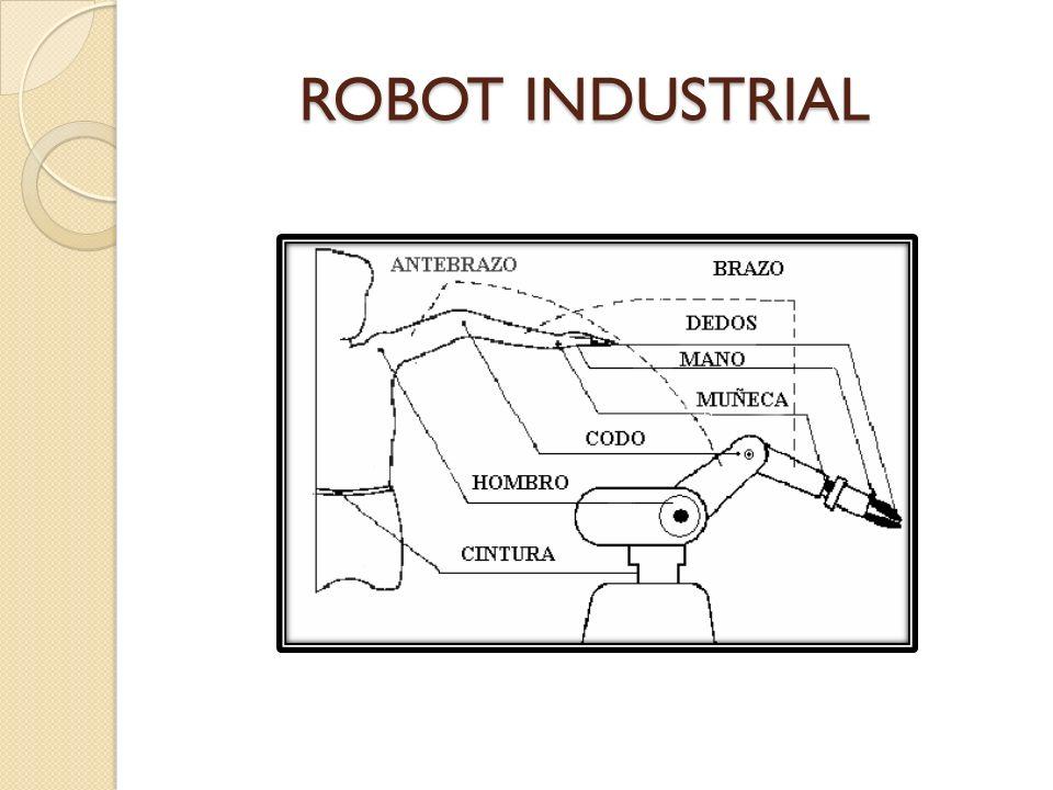 ROBOT INDUSTRIAL ROBOT INDUSTRIAL