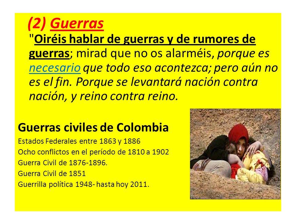 (2) Guerras