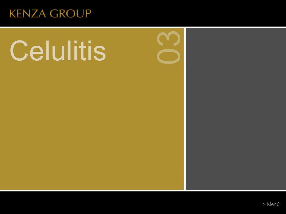 Celulitis 03 > Menú