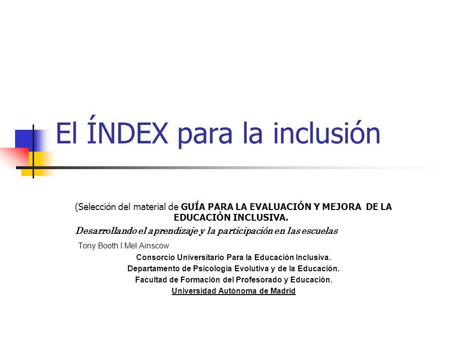 2ª fase: Análisis del centro Exploración del conocimiento del profesorado y de los miembros del consejo escolar.