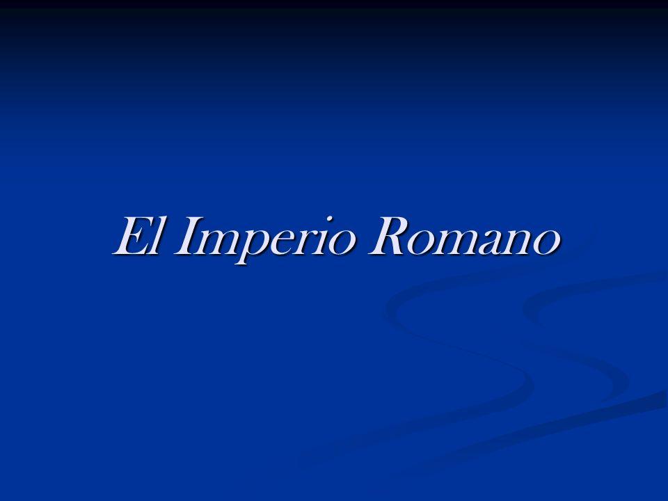 Capital: Roma Capital: Roma Idioma principal: Latín Idioma principal: Latín Religión: Religión Romana (27 a.