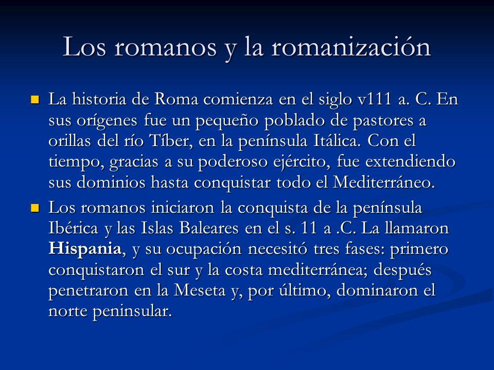 Religión La religión de los romanos era politeísta (adoraban un gran número de dioses).