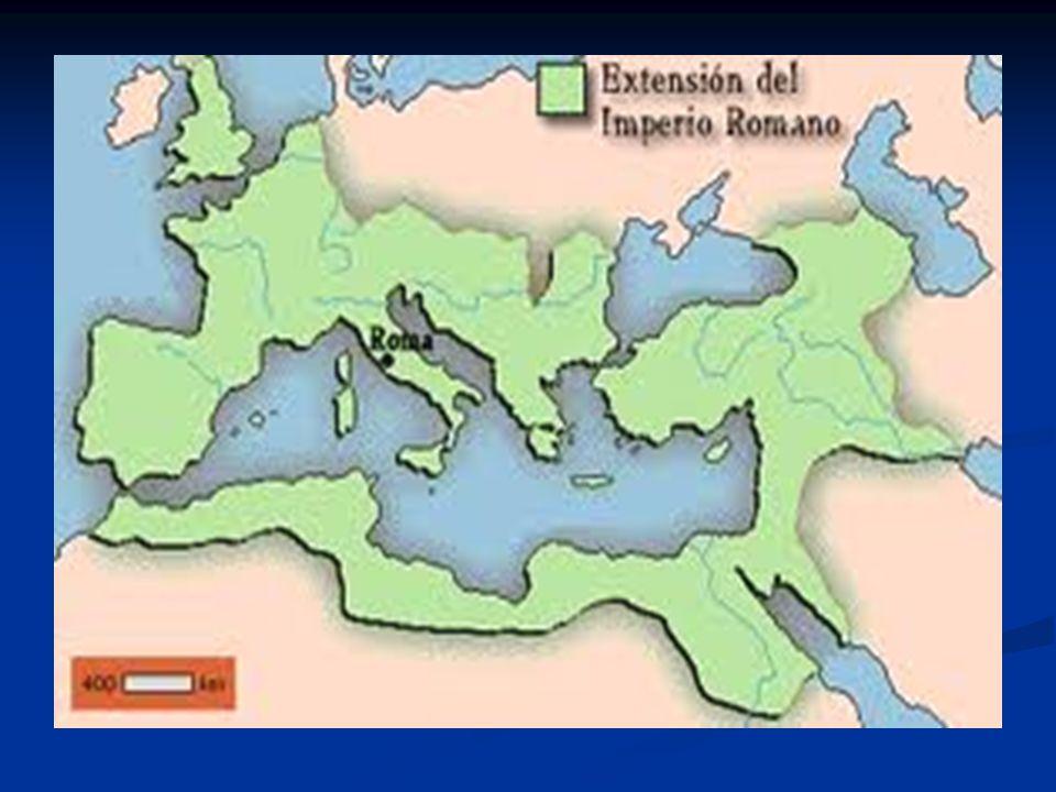 Augusto (31 a.C.-14 d. C.) En el año 27 a. C.