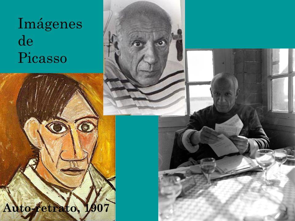 Imágenes de Picasso Auto-retrato, 1907