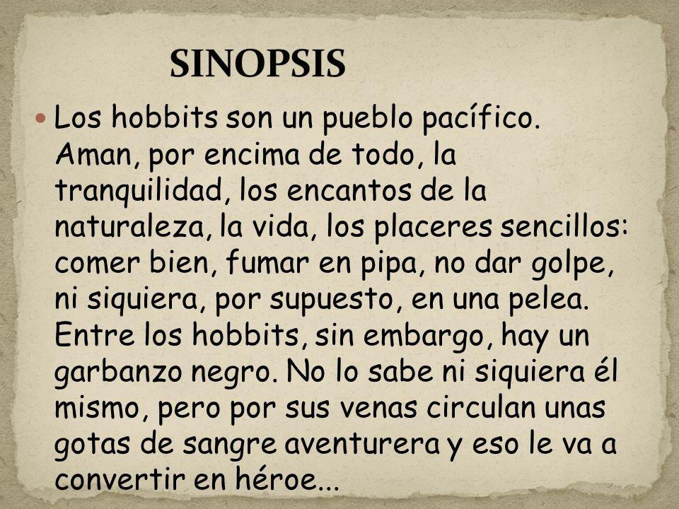 …Y en la vergüenza nacional del pueblo de los hobbits.