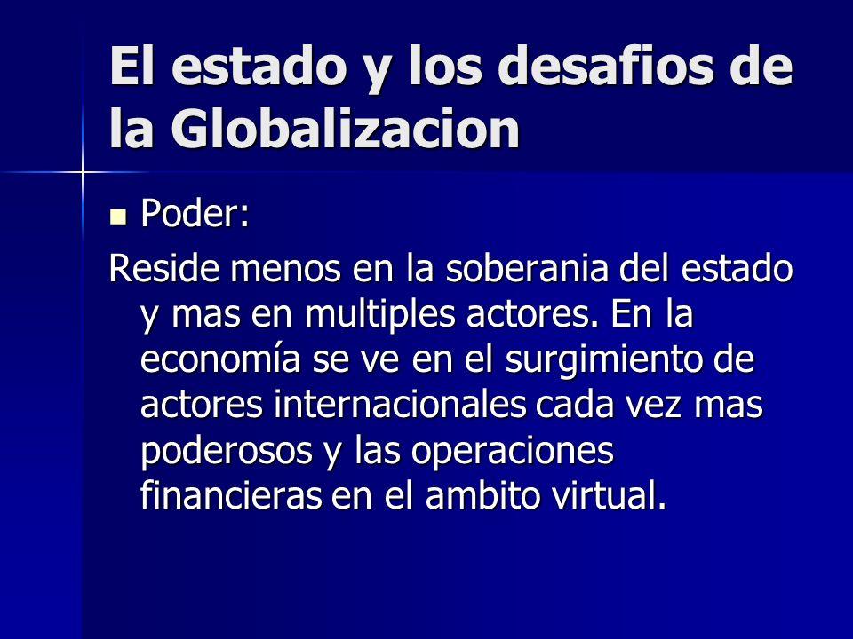 Perspectivas sobre la Globalización: Perspectivas sobre la Globalización: -¿Donde va.
