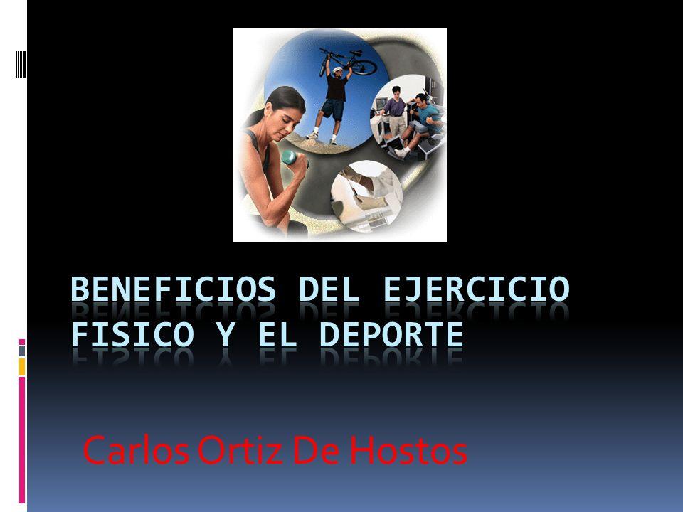 Carlos Ortiz De Hostos