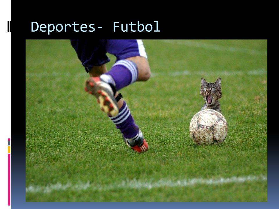 Deportes- Futbol