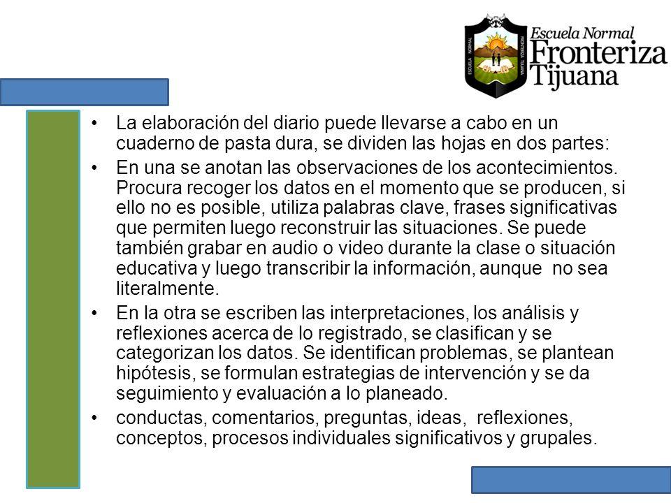Se categorizan y clasifican las observaciones: a) Las referidas al profesor y sus concepciones pedagógicas.