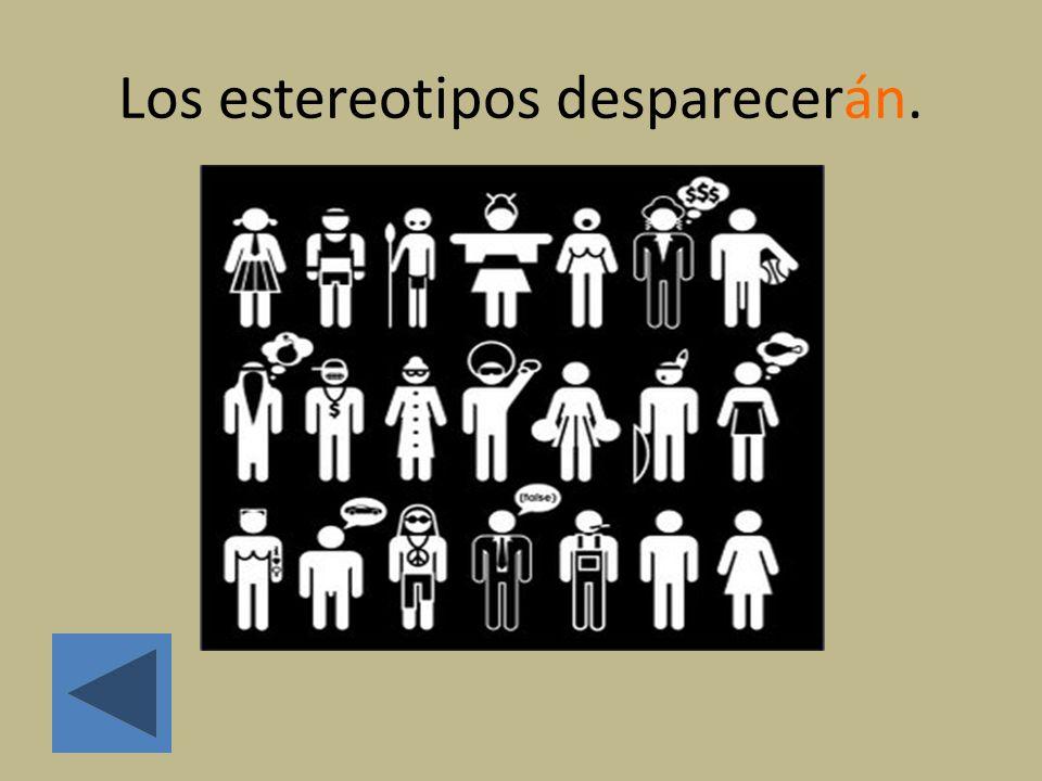 Las personas respetarán las culturas de personas de otros países.
