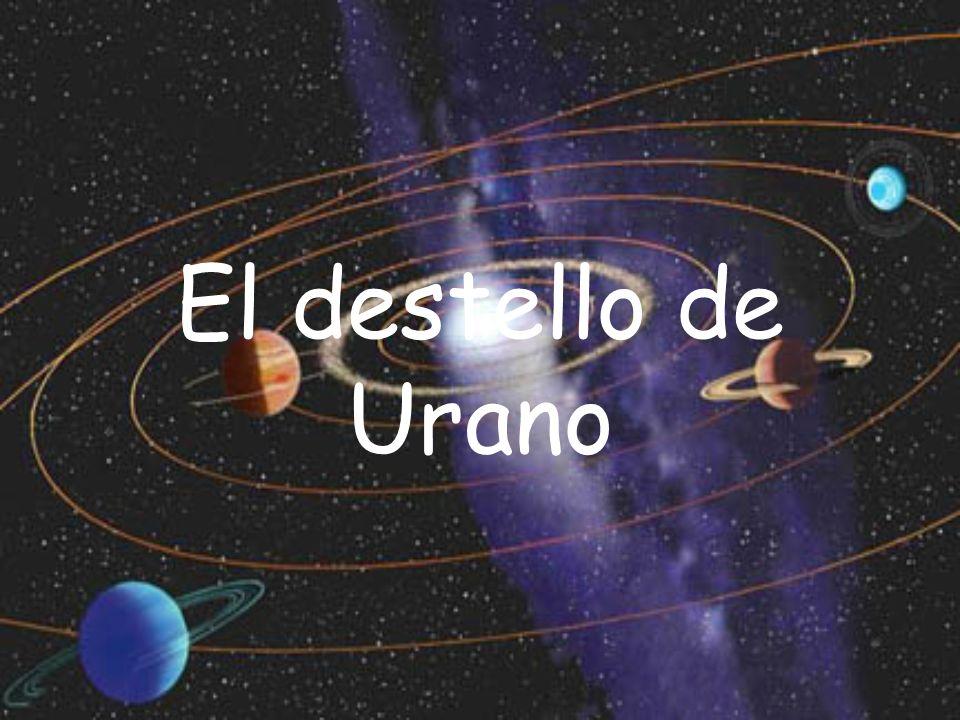 Aspectos resaltantes Urano es el séptimo planeta del Sistema Solar.