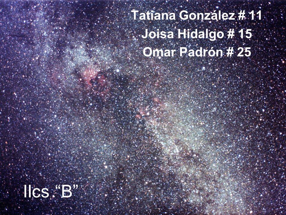 IIcs B Tatiana González # 11 Joisa Hidalgo # 15 Omar Padrón # 25
