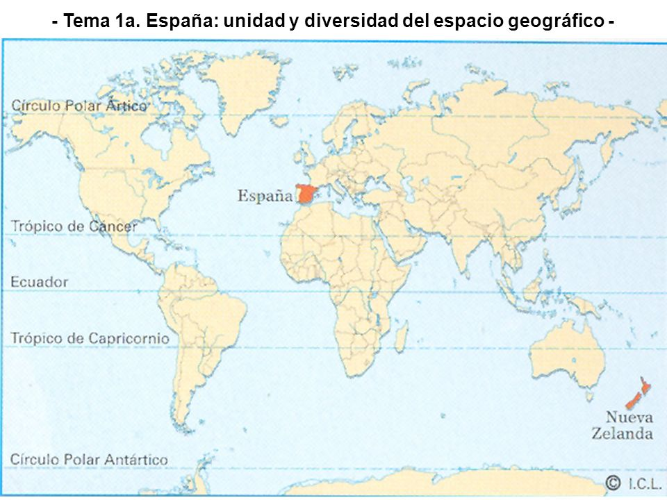 a) Posición y situación Posición: coordenadas geográficas. También se refiere al conjunto de tierras y mares que enmarcan la localización que estemos