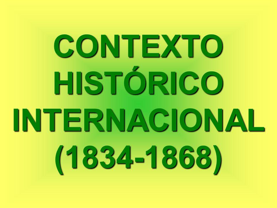 1856-58.Isabel II llamó a Narváez.
