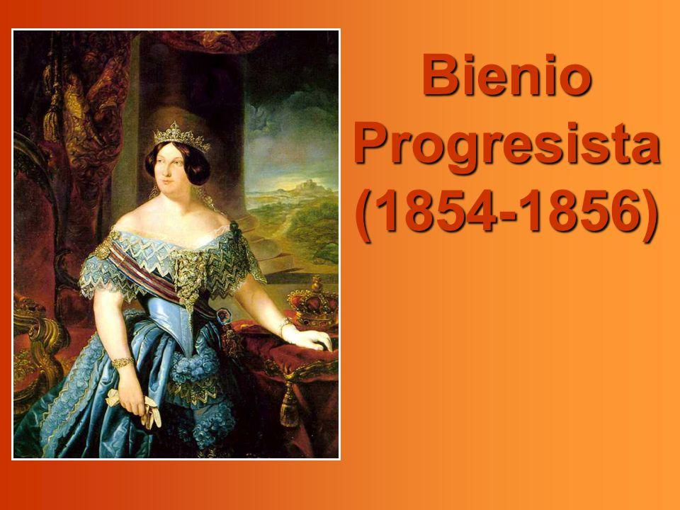 Bienio Progresista (1854-1856)