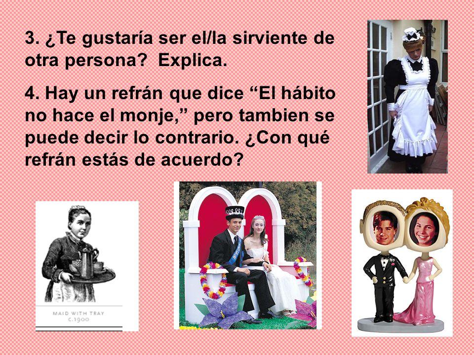 Código social: En muchos países de Hispano- amamérica la sociedad se halla dividida en estrictas clases sociales.