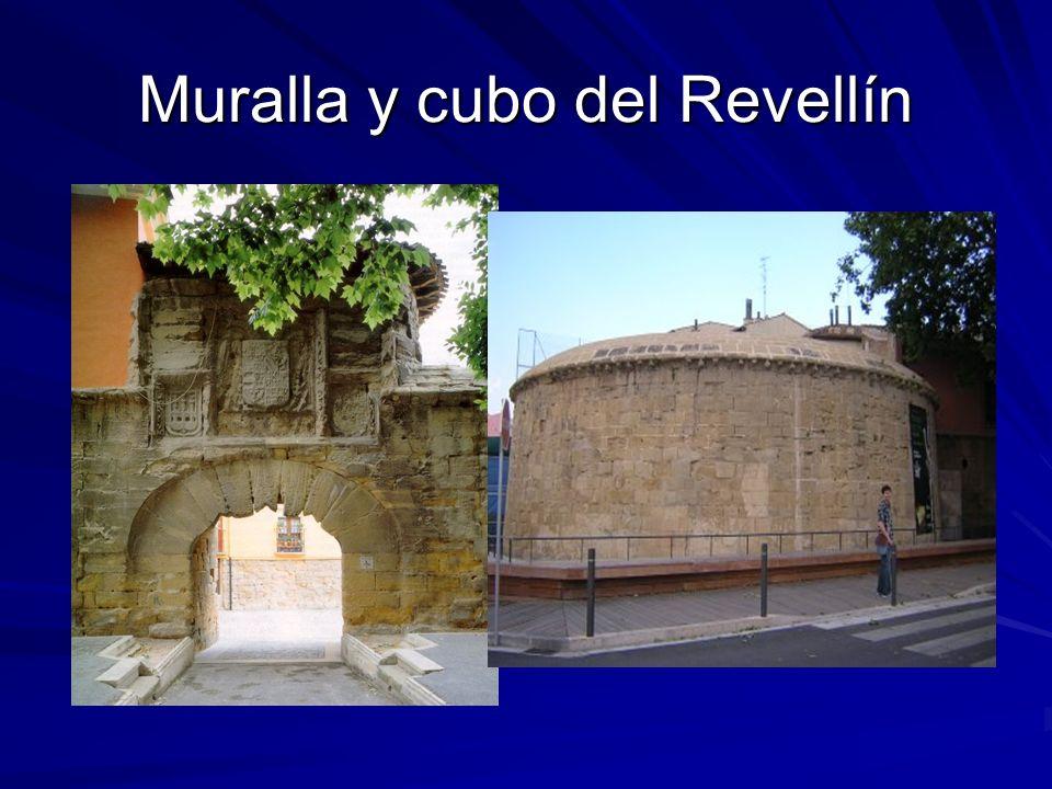 Muralla y cubo del Revellín