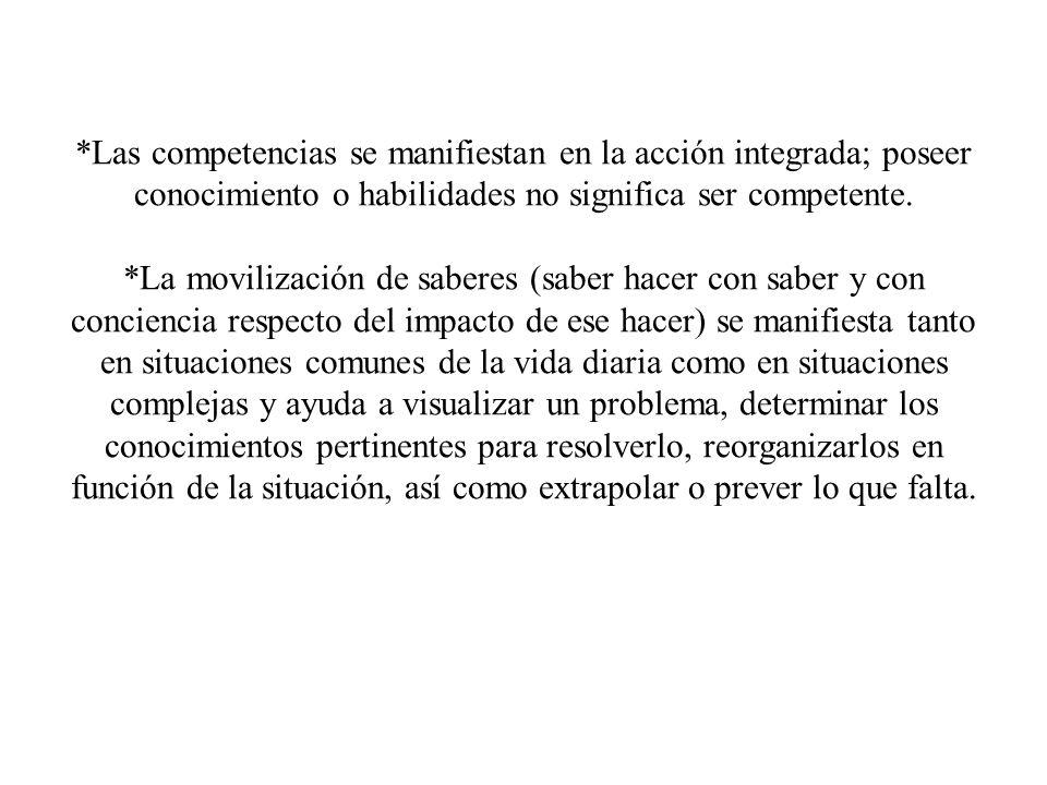 COMPETENCIAS COMPETENCIAS PARA EL APRENDIZAJE PERMANENTE.