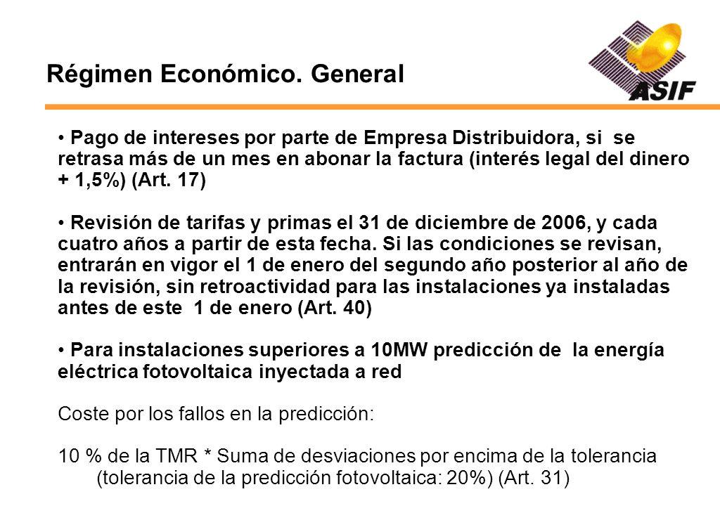 Régimen Económico.E.