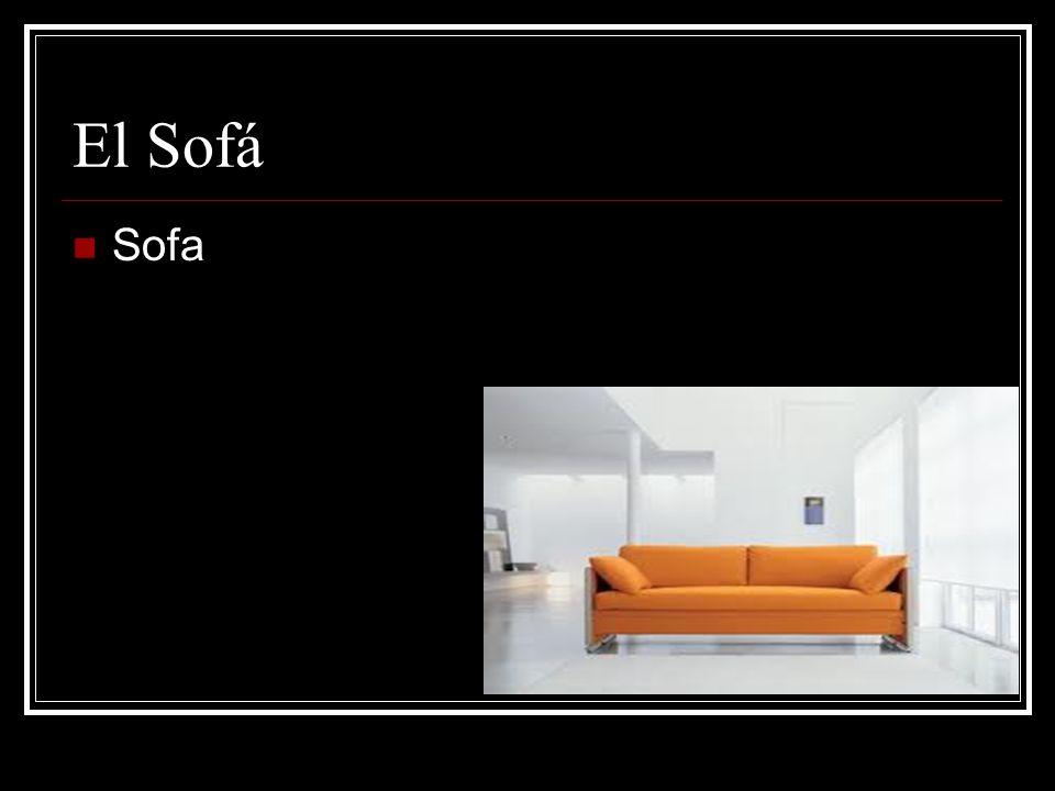 El Sofá Sofa