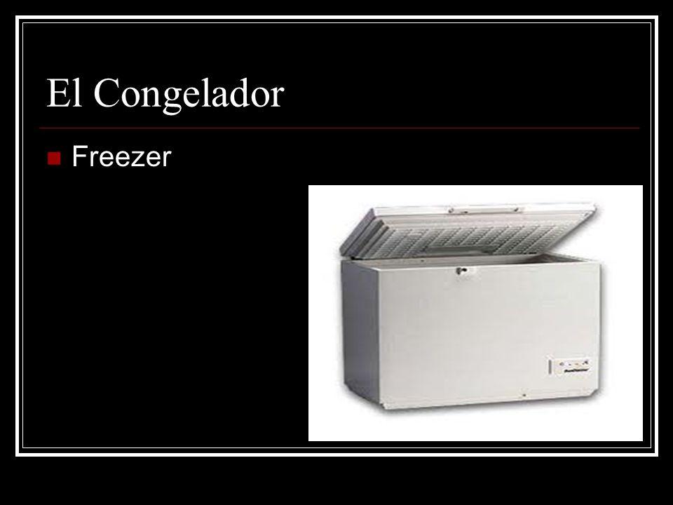El Congelador Freezer