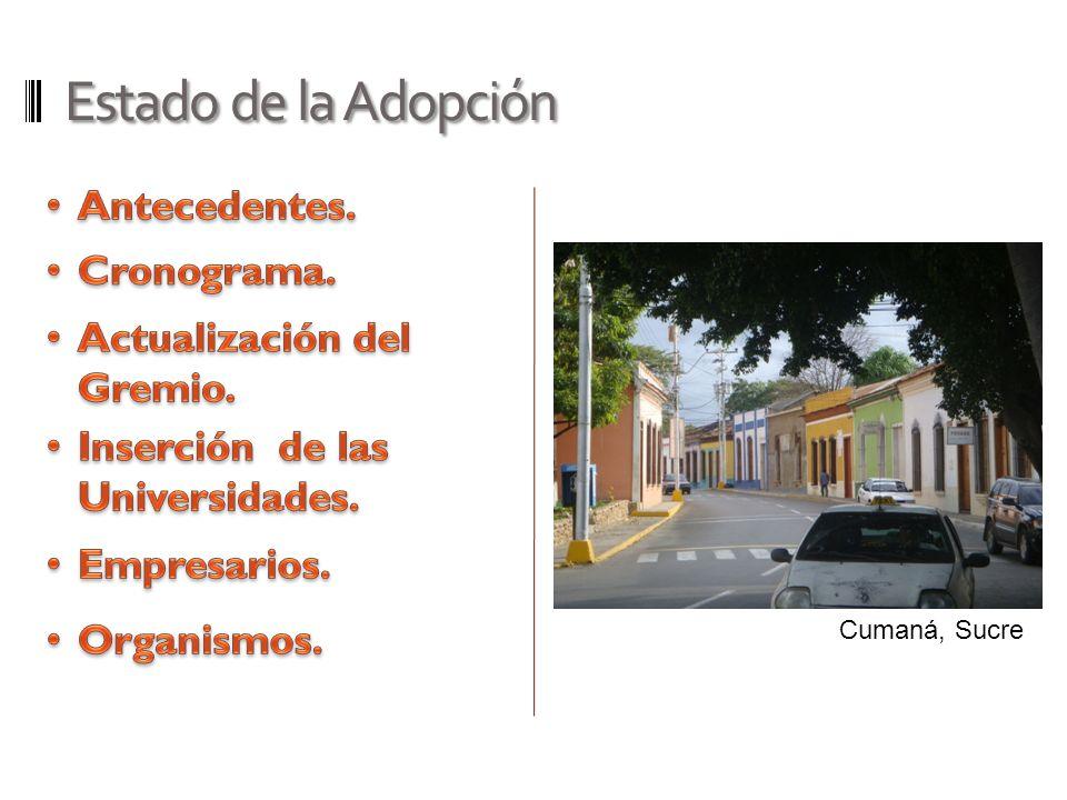Antecedentes Las Cumaraguas, Falcón