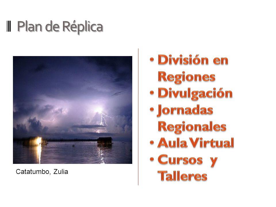 Plan de Réplica Catatumbo, Zulia