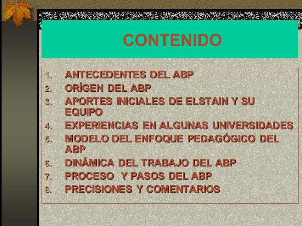 1.1. ANTECEDENTES DEL A.B.P. 1.