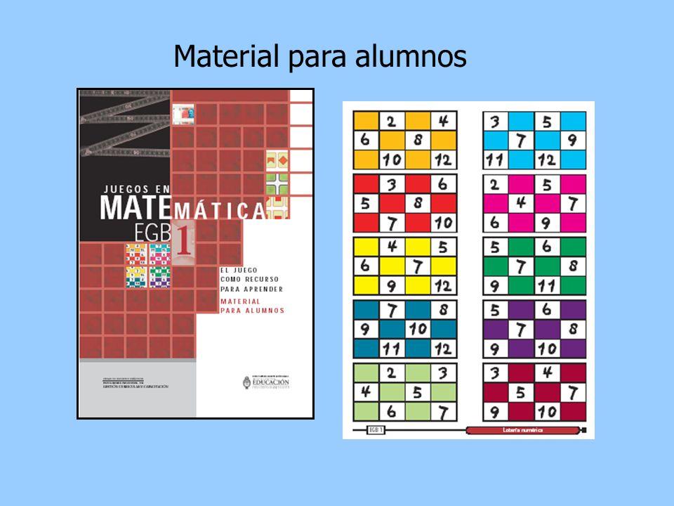 Material para alumnos