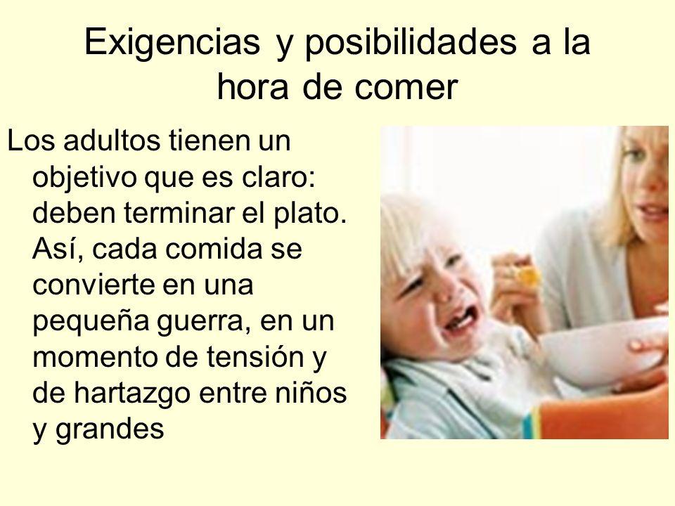 La trampa Reemplazar la conexión profunda con dulzura superficial Los niños pueden comerlos, sin atención de los padres, sin elaboración y creyendo qu