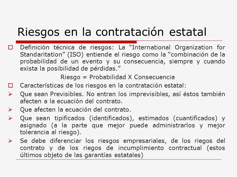 Régimen de Garantías Marco normativo Ley 1150 de 2007 Art.