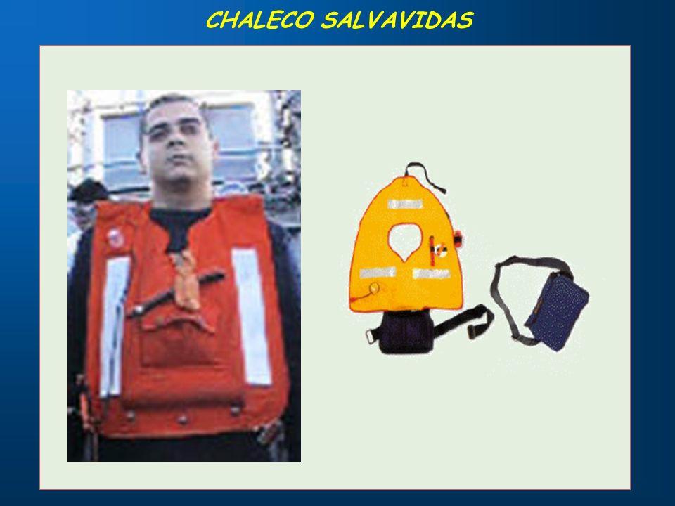 21 CHALECO SALVAVIDAS CHALECOS INFLABLES Colores llamativos ( naranja-rojizo ) Inflado rápido con botellín de co2 Inflado manual Accesorios -bombilla