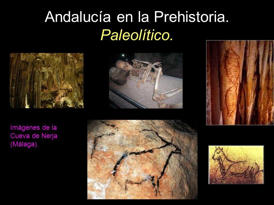 Imágenes de la Cueva de Nerja (Málaga).