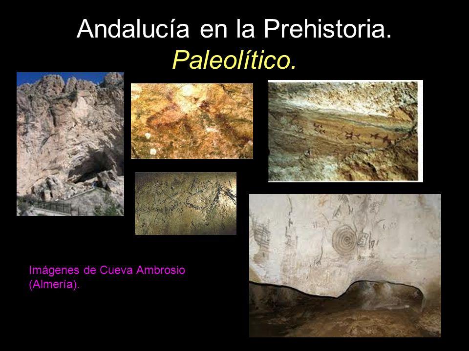 Imágenes de Cueva Ambrosio (Almería).