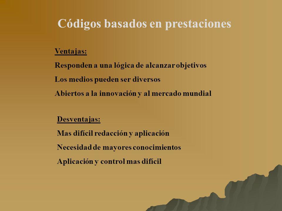 Fichas de soluciones constructivas.