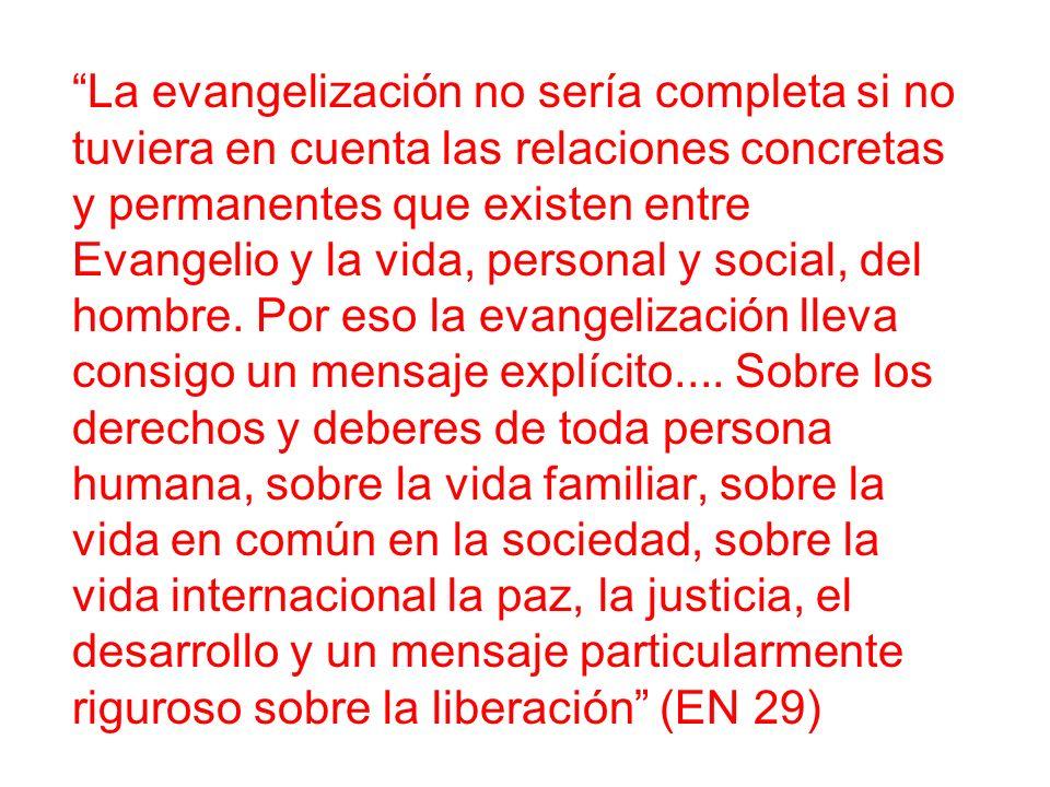 ACCIÓN SOCIAL O SOLIDARIDAD 1. Lugar: No es lo único, ni lo primero, ni lo inmediato Lo social es parte de la misión integral 2. Evangelización Entre