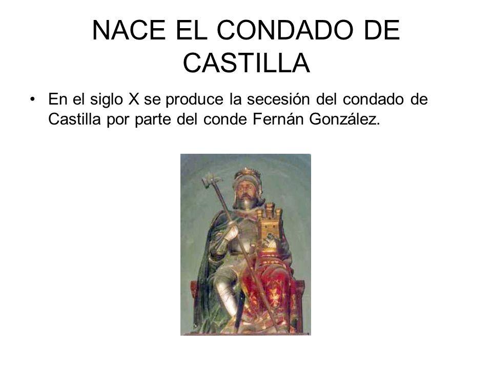 EL REINO DE LEÓN Alfonso III extiende el reino hacia el sur y traslada la capital a León. La repoblación de las tierras del Duero dan sujeción al rein