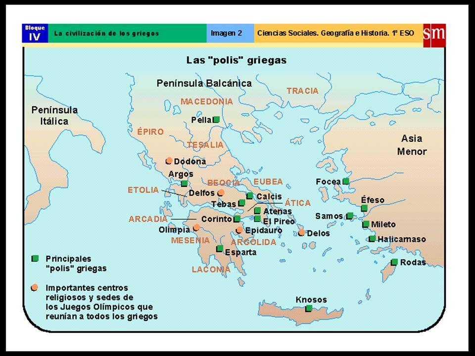 En su origen, a comienzos de la época arcaica (siglo VIII a.