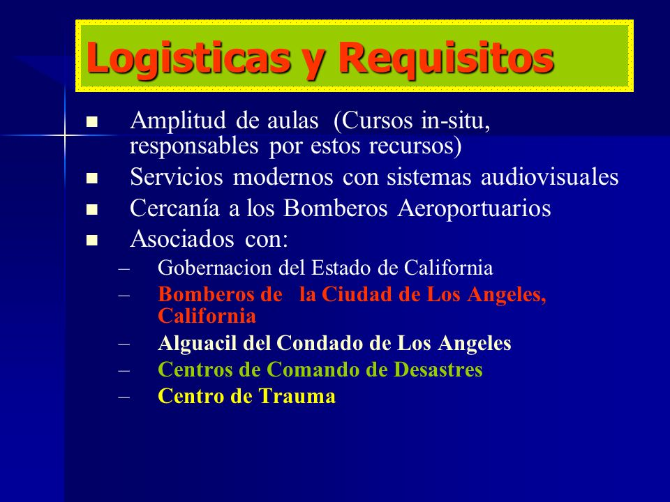 Los Cursos Capacitación como TAC o Tripulante Aeromédico Certificado Capacitación como TAC o Tripulante Aeromédico Certificado Fisiología de la Altitu