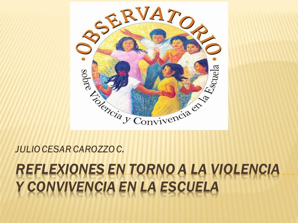 JULIO CESAR CAROZZO C.