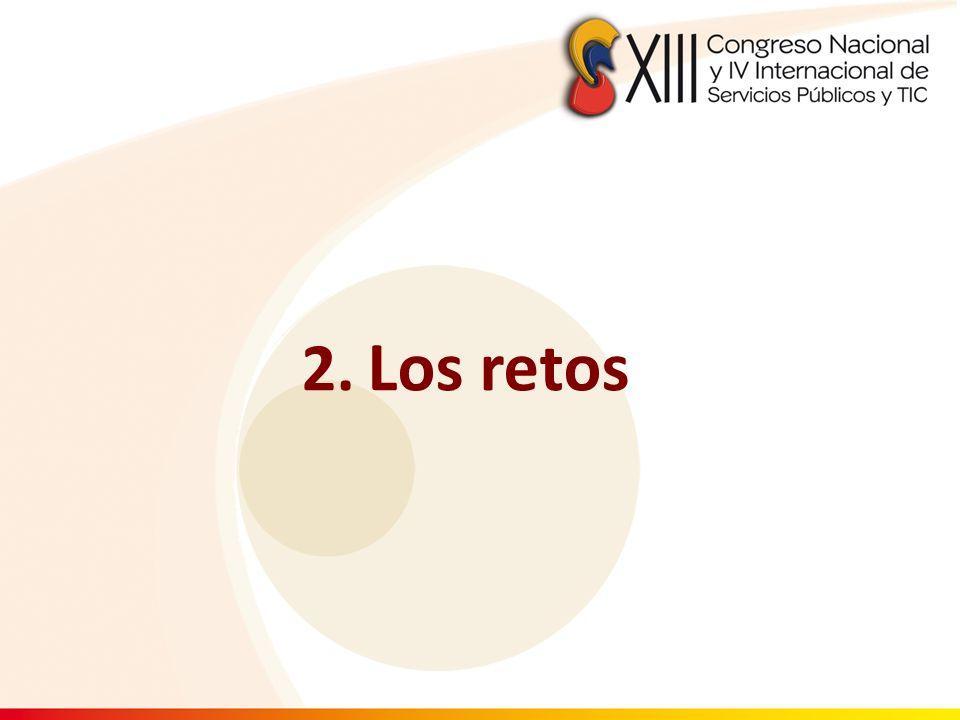 2. Los retos