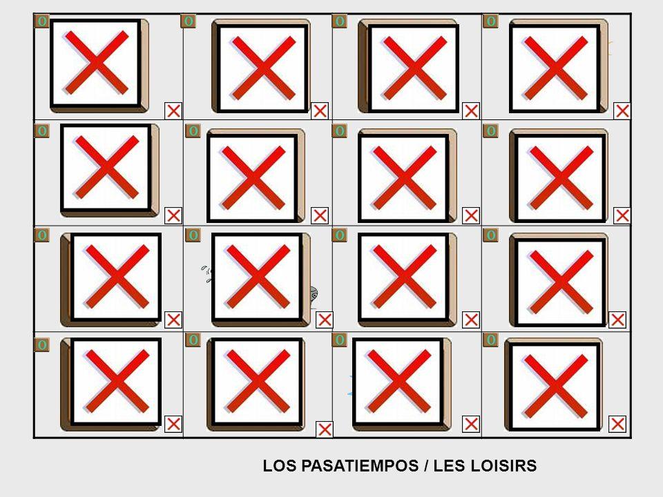 LOS PASATIEMPOS / LES LOISIRS