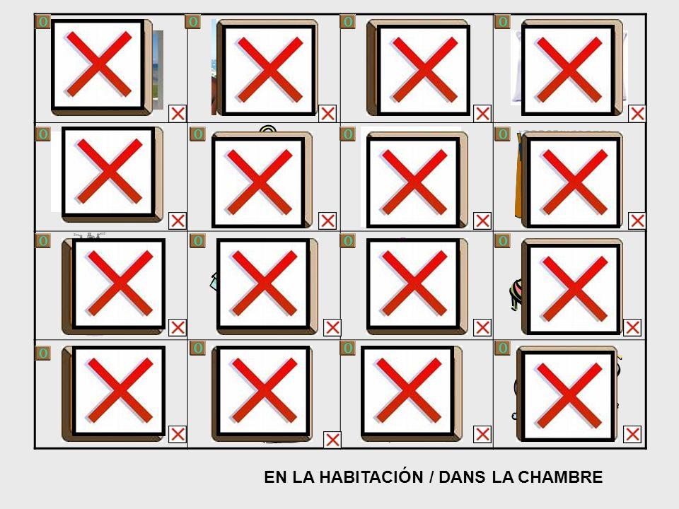 EN LA HABITACIÓN / DANS LA CHAMBRE